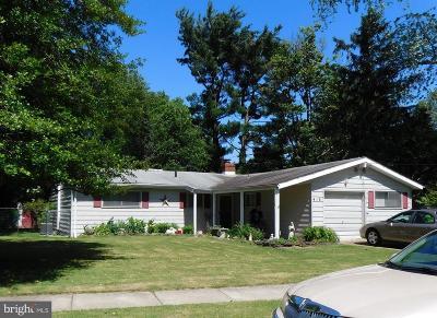 Delanco Single Family Home For Sale: 416 Richard Avenue