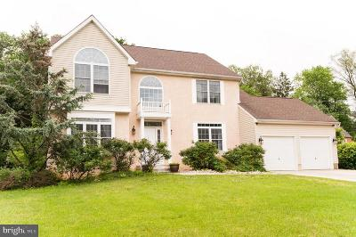 Cinnaminson Single Family Home For Sale: 1500 Riverton Road