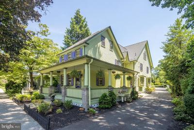 Moorestown Single Family Home For Sale: 328 W Main Street