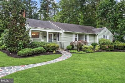 Moorestown Single Family Home For Sale: 10 E Spruce Avenue