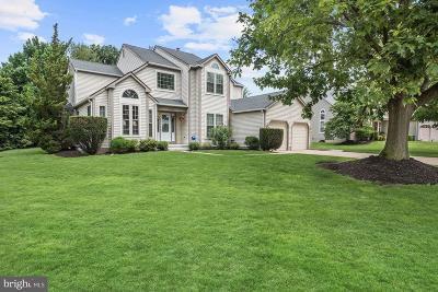 Cinnaminson Single Family Home For Sale: 2202 Derby Drive