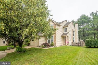 Mount Laurel Single Family Home For Sale: 7 Christopher Mills Drive
