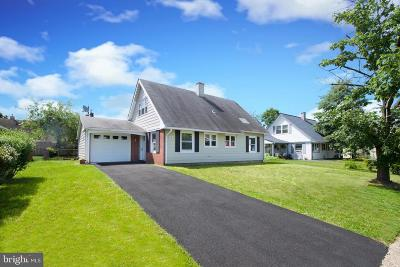 Willingboro NJ Single Family Home For Sale: $179,900