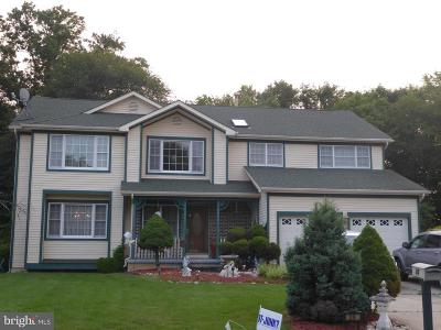 Eastampton Single Family Home For Sale: 20 Carriage Drive