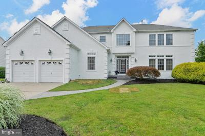 Mount Laurel Single Family Home For Sale: 2 Reserve Court