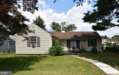 Beverly Single Family Home For Sale: 524- 522 Aka Cooper Street