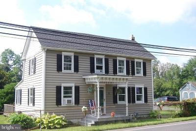 Wrightstown Single Family Home For Sale: 6 Chesterfield Jacobstown Rd.