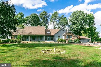 Chesterfield Single Family Home For Sale: 113 Bordentown Georgetown Road