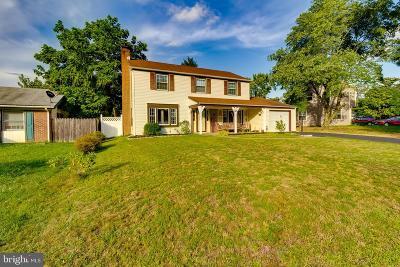 Willingboro NJ Single Family Home For Sale: $210,000