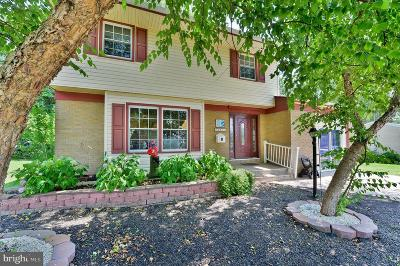 Cinnaminson Single Family Home For Sale: 2412 New Albany Road