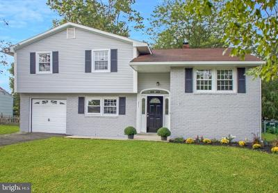 Cinnaminson Single Family Home For Sale: 711 Willow Drive