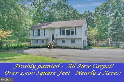 Mount Laurel Single Family Home For Sale: 464 Hartford Road