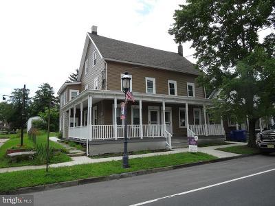 Southampton Single Family Home For Sale: 43-45 Main Street