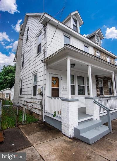 Mount Holly Single Family Home For Sale: 40 Bispham Street