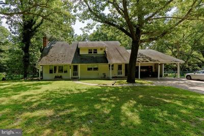 Tabernacle Single Family Home For Sale: 1508 Route 206