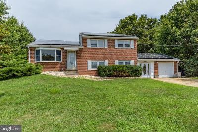 Mansfield Hunt Single Family Home For Sale: 25597 Mount Pleasant Road