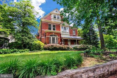 Mount Holly Single Family Home For Sale: 301 High Street