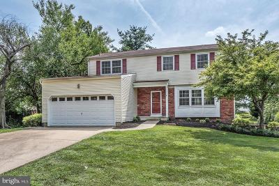 Moorestown Single Family Home For Sale: 2 Mindy Drive