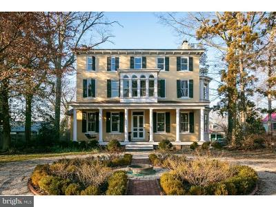 Moorestown Single Family Home For Sale: 149 E Main Street