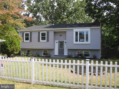 Browns Mills Single Family Home For Sale: 6 Cochita Trail