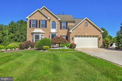Bordentown Single Family Home For Sale: 8 Fillipponi Court