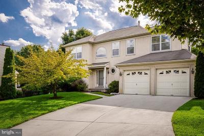 Marlton Single Family Home For Sale: 39 Rockingham Drive