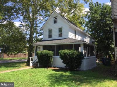 Palmyra Multi Family Home For Sale: 600 W 6th Street