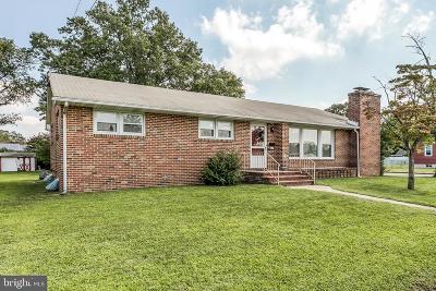 Riverside Single Family Home For Sale: 415 Rancocas Avenue