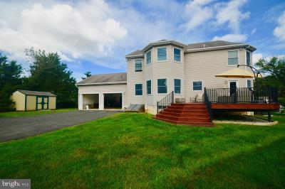 Bordentown Single Family Home For Sale: 256 4th Street