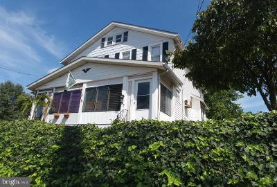 Bordentown Single Family Home For Sale: 755 Mission Road