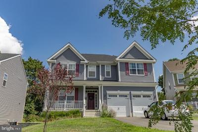 Bordentown Single Family Home For Sale: 3 Anna Rose Court
