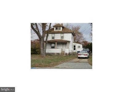 Vineland Single Family Home For Sale: 1594 E Grant Avenue