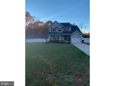 Vineland Single Family Home Under Contract: 1482 N Orchard Road