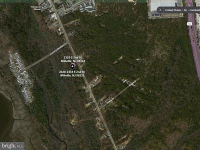 Millville Residential Lots & Land For Sale: 2320 S 2nd Street