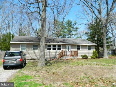 Millville Single Family Home For Sale: 1936 Fairton Road
