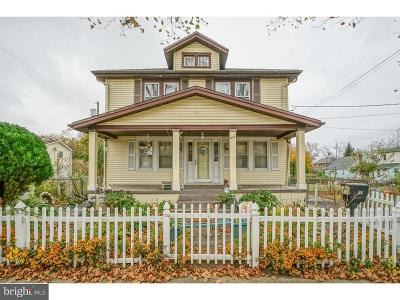Vineland Single Family Home For Sale: 213 W Quince Street