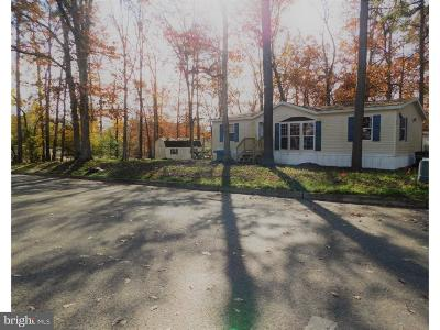 Millville Single Family Home For Sale: 2110 Mays Landing Road #LOT130