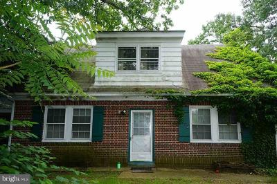 Millville Single Family Home For Sale: 1103 Buck Street