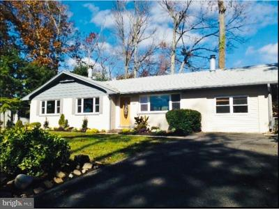 Vineland Single Family Home For Sale: 2430 Barry Drive