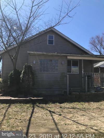 Vineland Single Family Home For Sale: 717 Florence Avenue