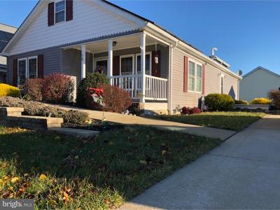 Millville Single Family Home For Sale: 70 Reagan Court