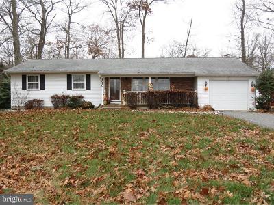 Vineland Single Family Home For Sale: 2890 Dante Avenue
