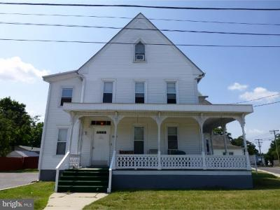 Millville Multi Family Home For Sale: 305 E Street