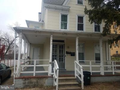Millville Multi Family Home For Sale: 148 S 2nd Street
