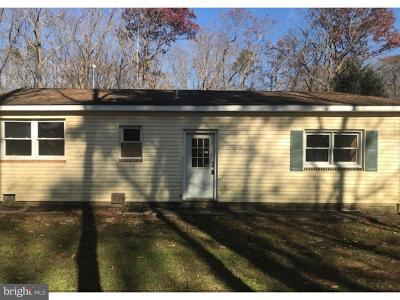 Millville Single Family Home For Sale: 331 Quail Road