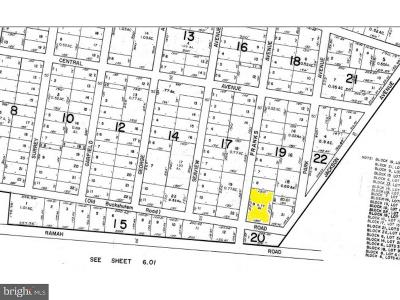 Millville Residential Lots & Land For Sale: Franks Avenue