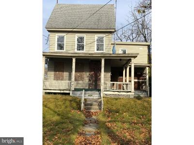 Millville Single Family Home For Sale: 312 E Mulberry Street