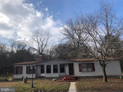 Millville Single Family Home For Sale: 301 Carmel Road