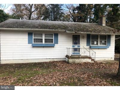 Millville Single Family Home For Sale: 148 Carmel Road