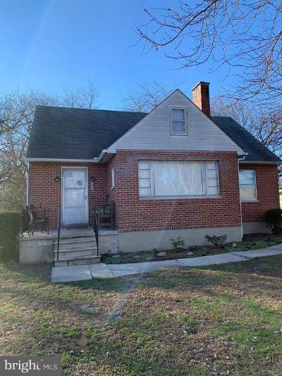 Vineland Single Family Home For Sale: 907 Washington Avenue